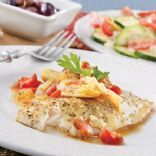 "*****Athenian Fish (recipe from Publix Aprons) A real family ""pleaser""...and so easy!"