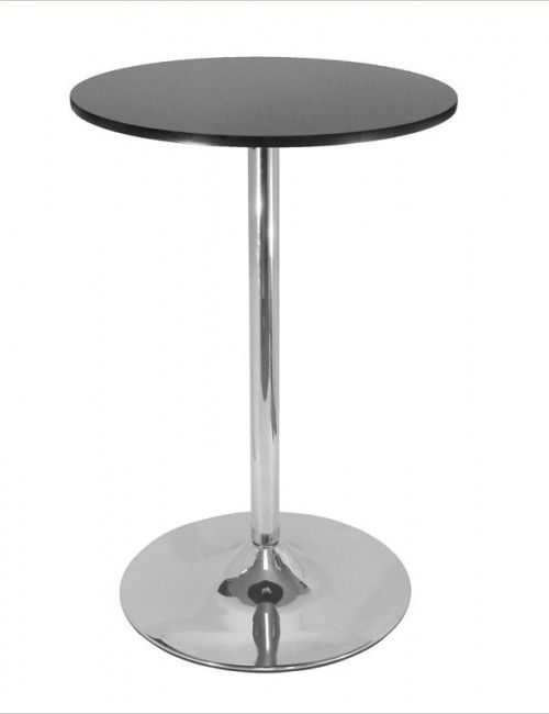Delightful Small Round High Top Bar Table