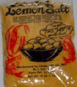 Cajun Fry Lemon Salt
