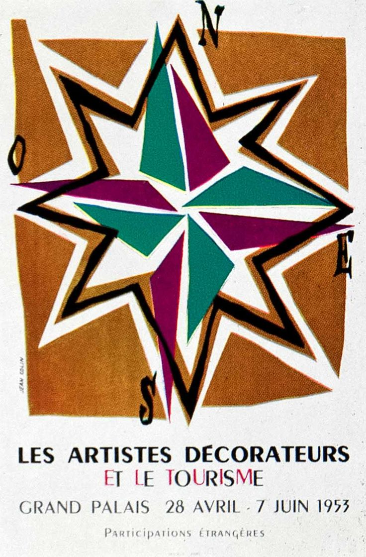 Poster design jeans - Les Artistes Decorateurs Et Le Tourisme Poster By Colin Jean Lithography From Ca Parisposters Only Offers Original Vintage Posters