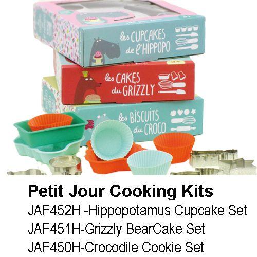 Kaleidoscope Petit Jour Cooking Sets  Distributed by Kaleidoscope