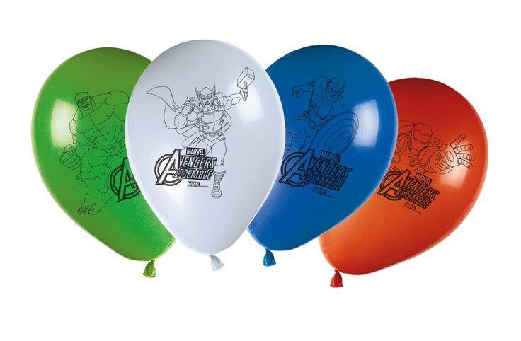 Avengers-ilmapallot