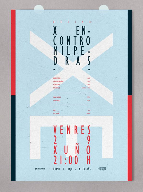 Posters / Alberto Carballido | Design Graphique