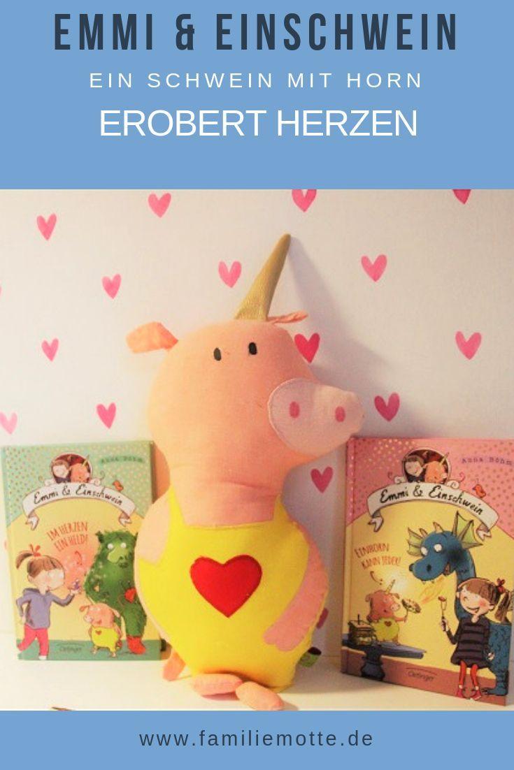Emmi Und Einschwein Auf Das Innendrin Kommt Es An Mit Bildern Kinderbucher Bilderbuch Jugendbuch