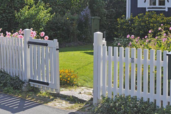 diy holzlattenzaun - Google-Suche Gardening Pinterest