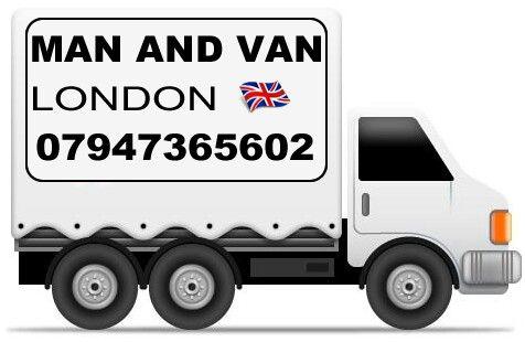 www.manandvanlondon.co.uk - 07947365602