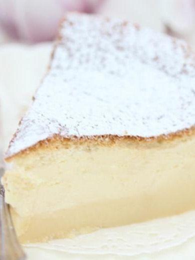 Wie Pudding nur besser: Vanilletraum-Zauberkuchen
