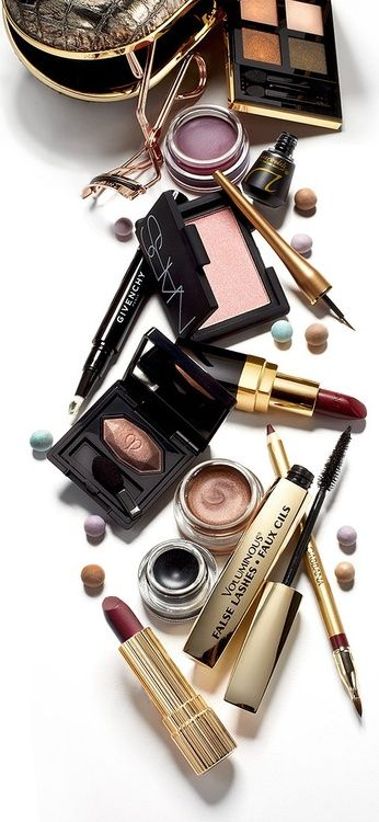 All the makeup I will ever need...