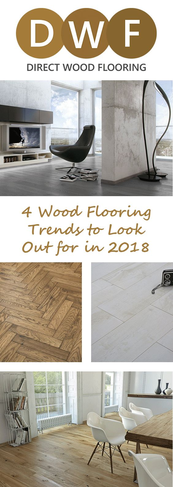 Not sure which wood flooring you should be choosing for your home or work space? Don't worry, we've got you covered with 4 Wood Flooring Trends to Look Out for in 2018. Bright ideas from Direct Wood Flooring  Check them out on our blog: https://www.directwoodflooring.co.uk/…/wood-flooring-trends/    #DirectWoodFlooring #Parquet #SolidWoodFlooring #EngineeredWoodFlooring #Laminate #LVT #StoreOpening #Newport #NewportNews #BusinessNews #BusinessDaily