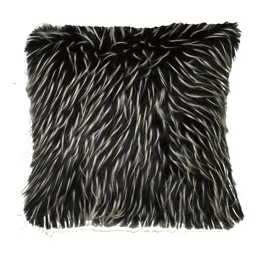Found it at AllModern - Deluxe Shag Throw Pillow