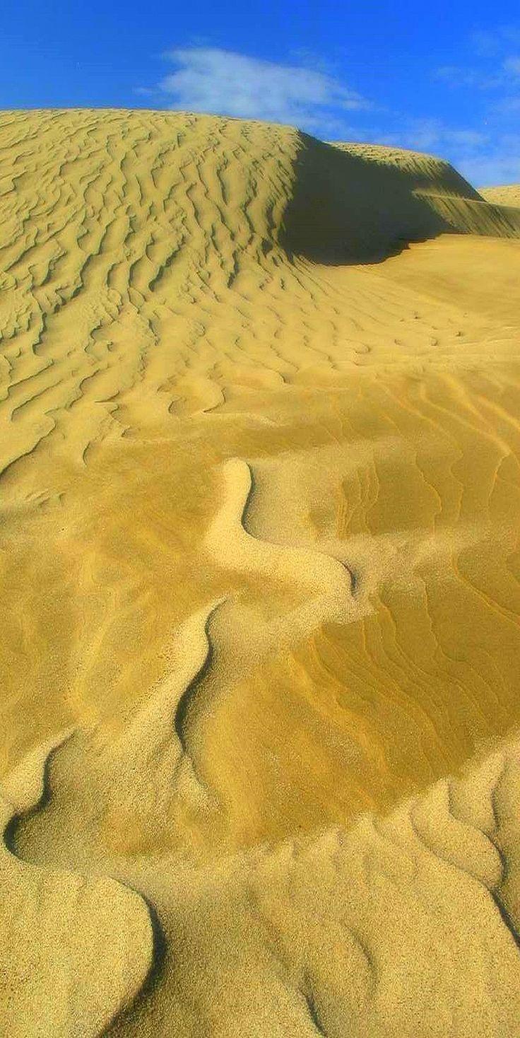 The Te Paki Sand Dunes of Northland - Cape Reinga, New Zealand