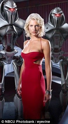 Look out for me as Cylon 6 at Gallery Burlesque Secret Identity show on 17 March xx