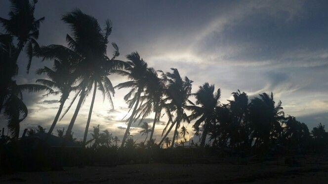 Sunset, Bantayan Island