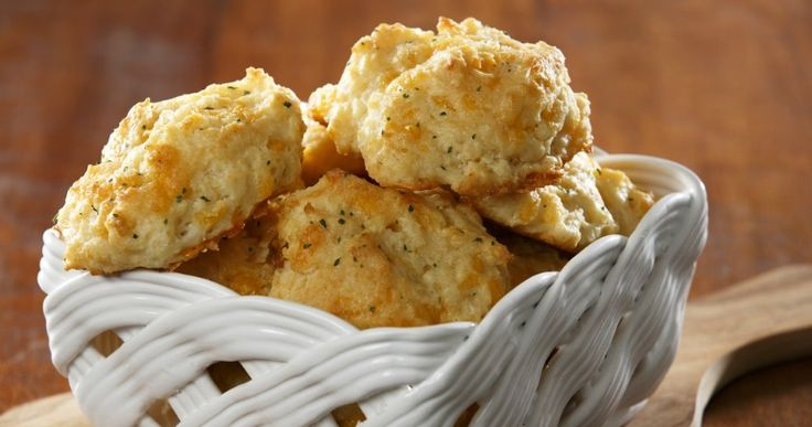 Easy cheesy cheddar biscuits