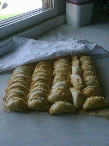 Suolaiset pasteijat