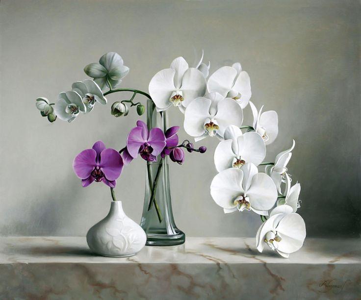 Gallery.ru / Фото #23 - Тюльпаны, розы и другие цветы художника Pieter Wagemans - Anneta2012