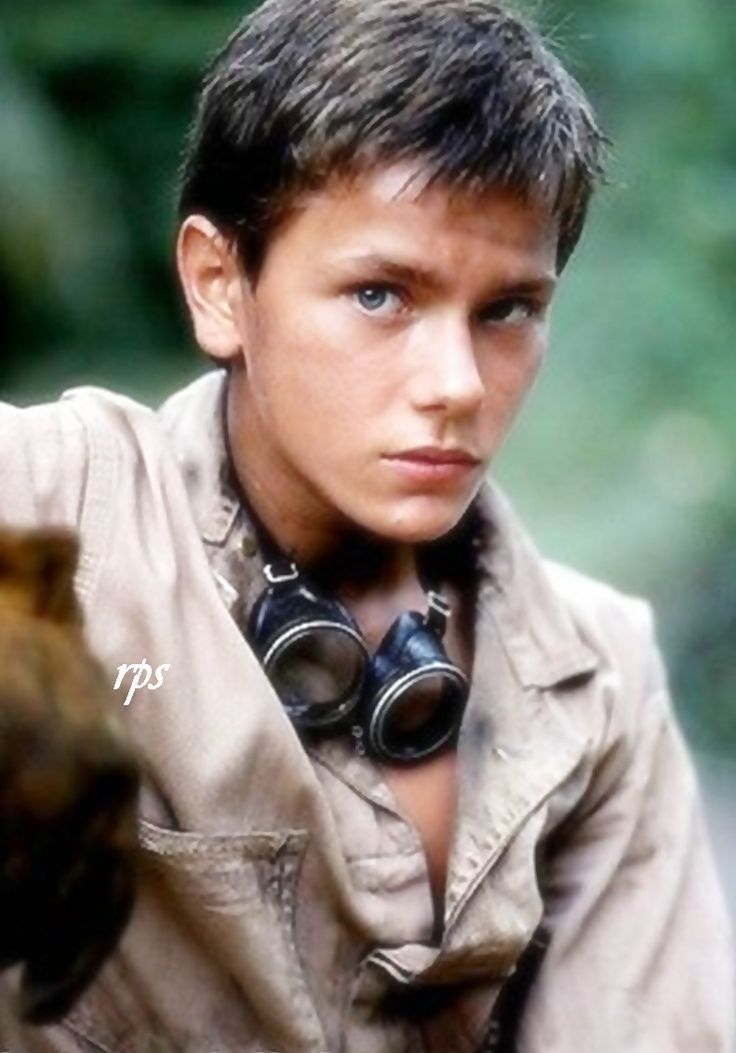 RIVER PHOENIX SWEET1 THE ONLY ONE - Mosquito Coast
