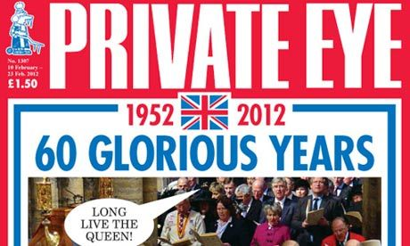 Current affairs magazines thrive as OK! sheds sales  Private Eye's circulation is up in more than 10% in second half of 2011, while Richard Desmond title is heavy faller