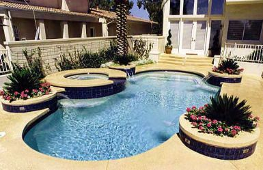 Very small inground pools inground pool cost inground for Pool construction cost