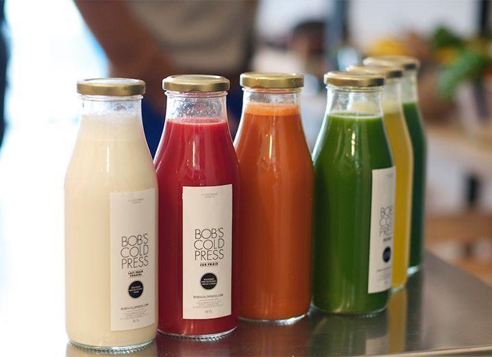 Les meilleurs jus de fruits detox et 100% healthy de NYC