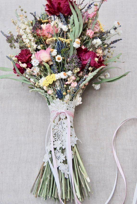 romantic blush and burgundy brides fall wedding bouquet french rh pinterest com