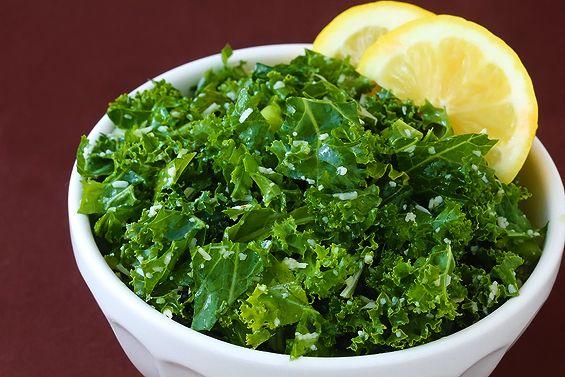 Kale salad: Dinners Tonight, Kale Salad Recipes, Side Dishes, Olives Oil, Kale Salads, Kale Recipes, Food Blog, Lemon Parmesan Kale Salad, Breads Crumb