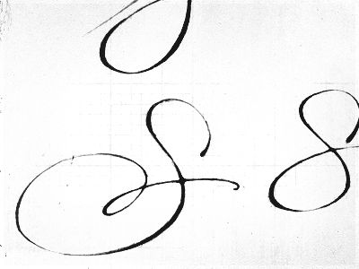 Capital S. | Letter s calligraphy, Letter s tattoo, Tattoo ...