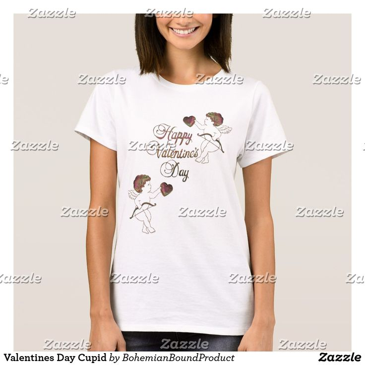 Valentines Day Cupid T-Shirt