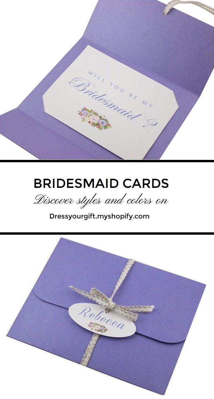 Discover our purple bridal shower invites, bridesmaid proposal, maid of honor asking ideas #bridalshowercard #demoiselledhonneur #damadehonor #trauzeugin #brautjungfern Dama de honor quieres ser mi, Demoiselle honneur violet invitation, Brautjungfer fragen, Trauzeugin fragen