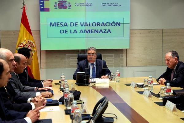 España mantiene el nivel 4 de alerta tras el atentado de Manchester