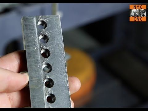 """(Posted from cncmachinings.com)   Obtaining ultimately won the contest """"uncover a (standard-ish) sized fastener that McMaster does not carry"""" implies the prize of making your personal! I need to frequently reduc… Video Rating: four / five    the goal of this upload is just to share the knowledge of about how a...  Read more on http://www.cncmachinings.com/manufacturing-at-residence-machining-steel-shoulder-bolt-fixture-with-the-tormach-pcnc-1100/"""
