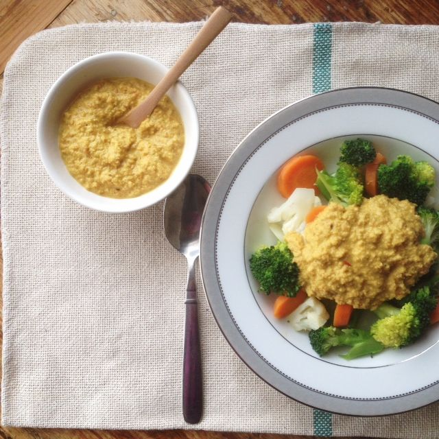 Balinese-style peanut sauce | The Mindful Foodie | Lesh Karan | Mindful lessons on being nourished