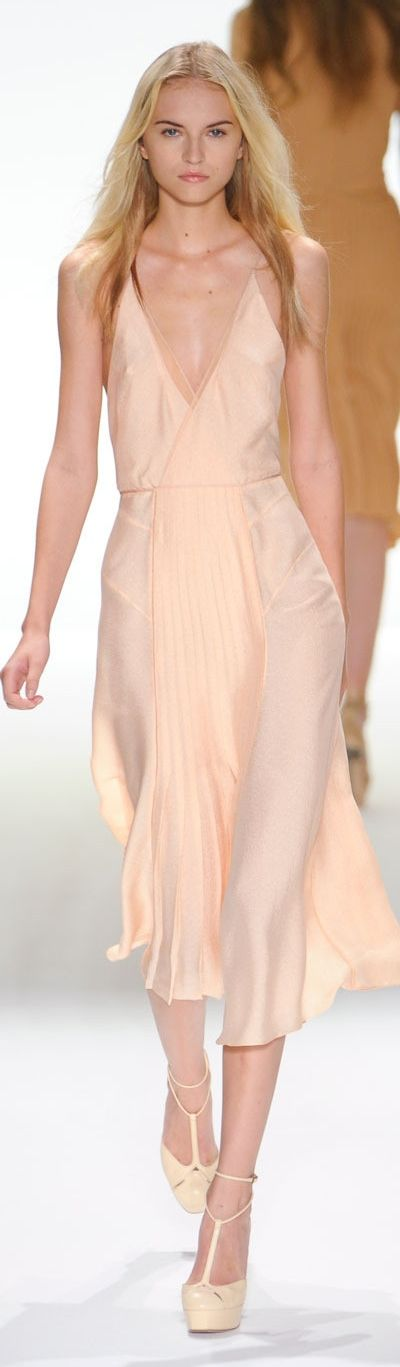 Calvin Klein Spring 2012 ~ NYFW