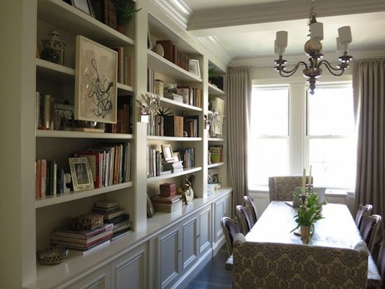 Book Cases In The Dining Room Book Case Styling Ideas Decorate Pinterest