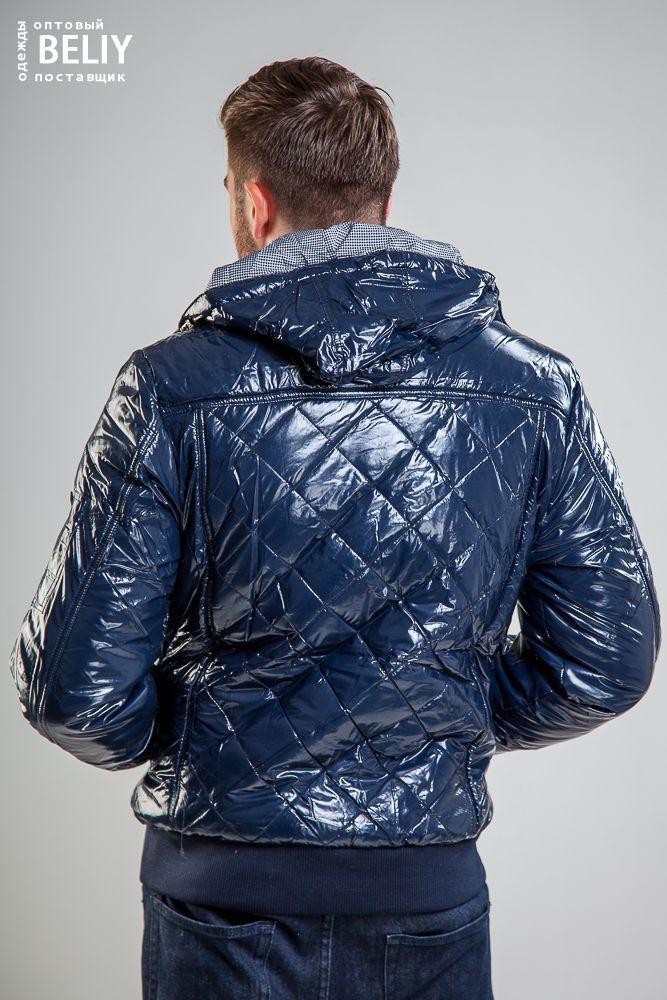 Мужские куртки спортивные ENERGY, ID# 106-2 Blue Размеры: L XL XXL  Цвет: синий.  Ткань верха 100% стеганый нейлон с покрытием (100% Nylon with AC Coating).  Куртка на двойном подкладе.  Комфорт в самую холодную погоду.