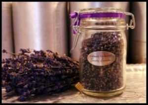 Serenity Culinary Lavender