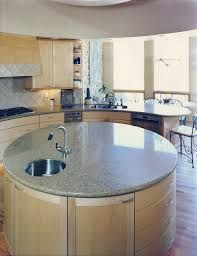 Image result for round kitchen islands
