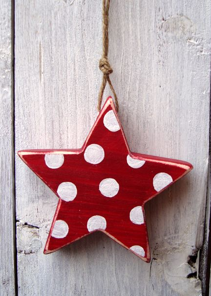 polka dot star                                                                                                                                                      More
