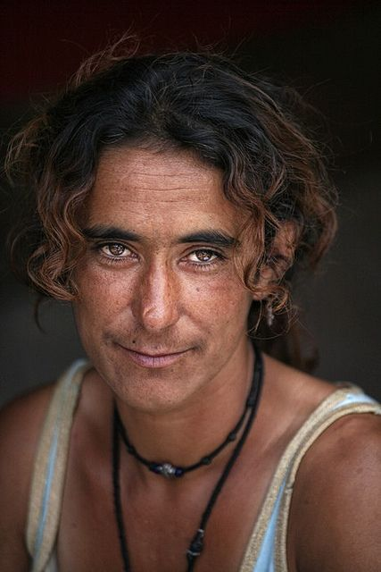 Roma/Romani man from Messolongi, Greece  by maksid, via Flickr                                                                            Roma by maksid on Flickr