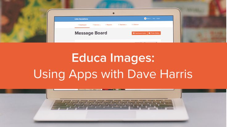 Make your Educa Images POP!