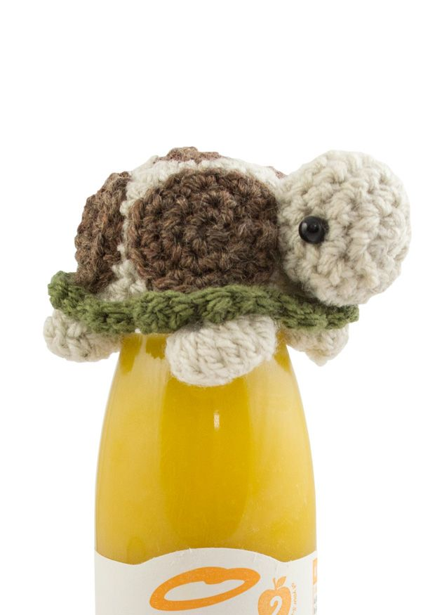 The Crochet Tortoise by Val Pierce | Deramores