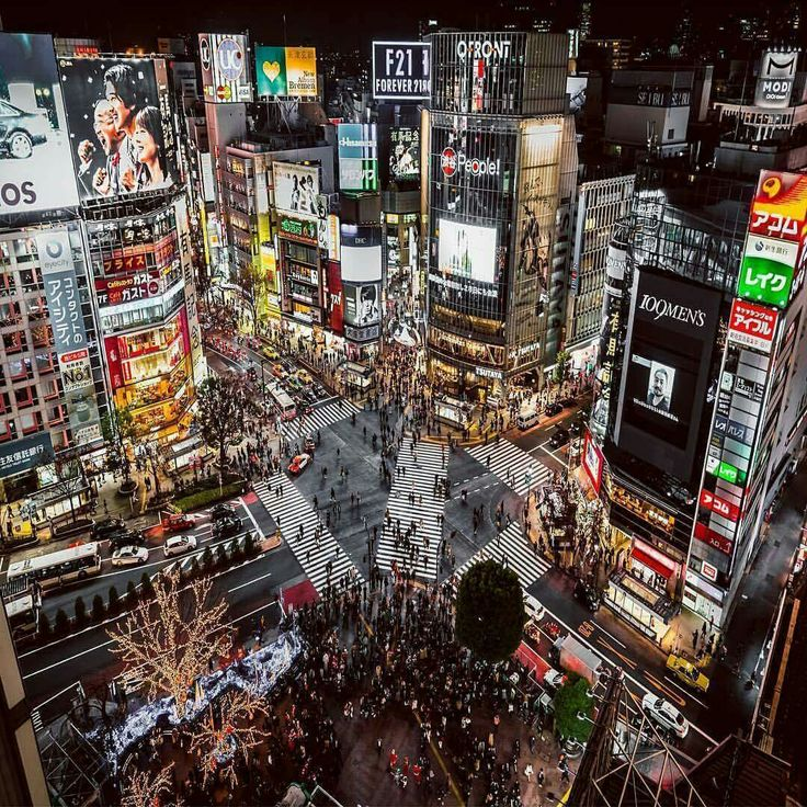 Week 10- Shibuya probably is the most successful and famous pedestrian area in the world.