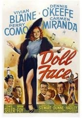 Doll Face   WATCH FULL MOVIE Free - George Anton -  Watch Free Full Movies Online: SUBSCRIBE to Anton Pictures Movie Channel: http://www.youtube.com/playlist?list=PLF435D6FFBD0302B3  Keep scrolling and REPIN your favorite film to watch later from BOARD: http://pinterest.com/antonpictures/watch-full-movies-for-free/     Burlesque queen Doll Face Carroll is dismissed from an audition for a legitimate Broadway show because she lacks culture. Her boss/manager Mike decides that she ca