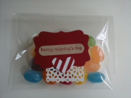 Happy Valentine's Day Gift ~ using Stampin' Up products!