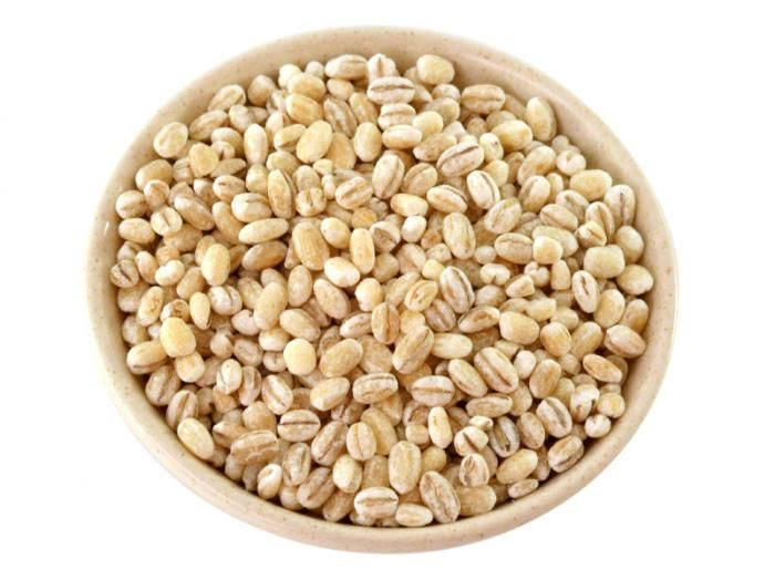 The potential benefits of consuming barley include maintaining blood pressure, bone structure and strength, heart health, and reduced cancer risk.