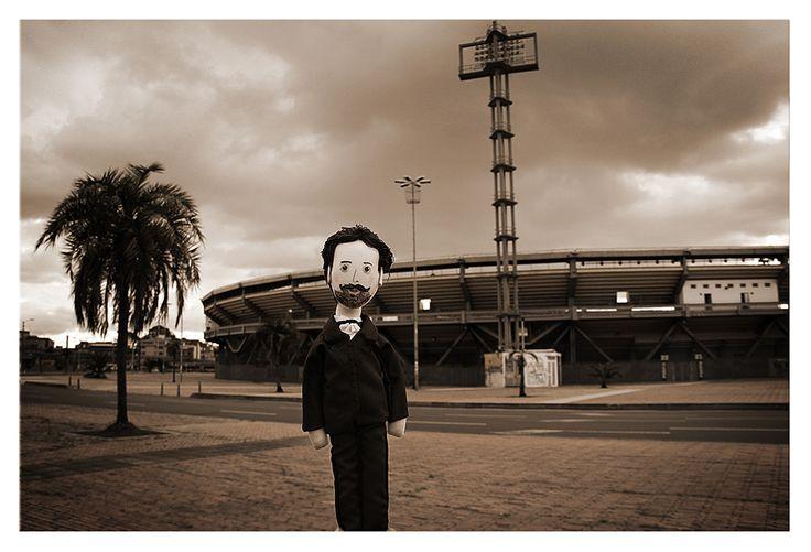 Idea original y creación del muñeco de trapo: Sonia Ramón Fotografía: Alfredo Parra