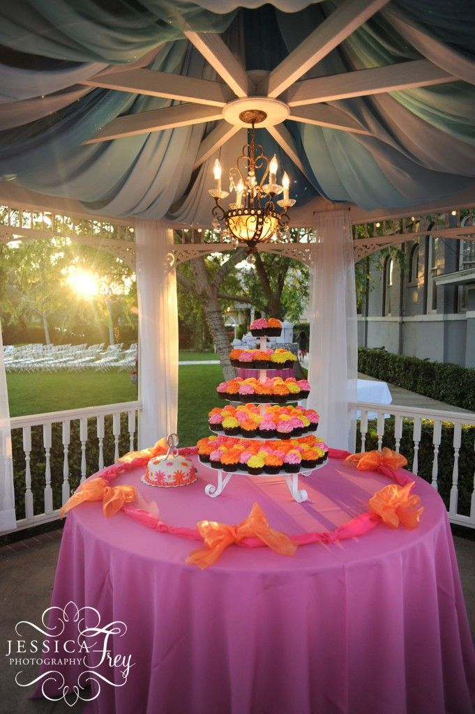 The Gazebo Colors For Cupcakes All Beautiful