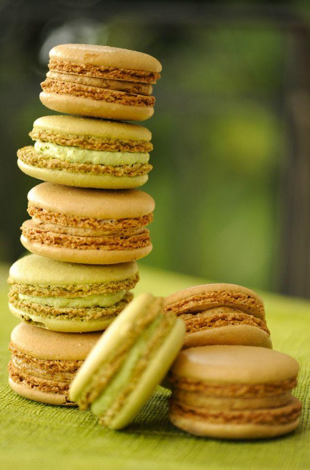 Les Macarons. Creme Citron. Чемпионы