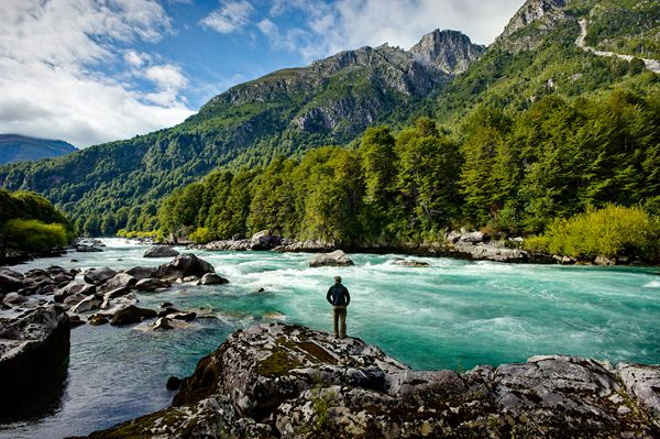 10 Great Adventure Trips That Give Back: Rafting Futaleufú River, Chile   National Geographic - February 2013