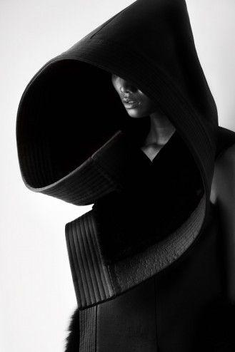 Qiu Hao 'Serpents' F/W 2011